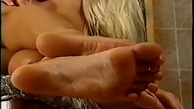 Bare Sensations - Foot Tease