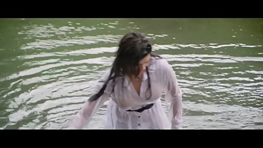 Kimi Katkar See-through nipples Tarzan 2