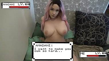 Wanna fuck my ass or pussy? interactive porn video