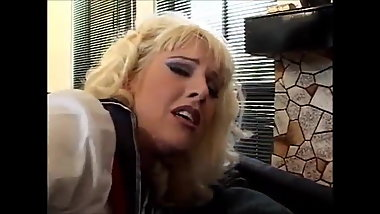 Blondie takes it all Part 1