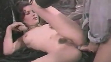 Italian Teen Gangbang By daddy's Carpenters Retro