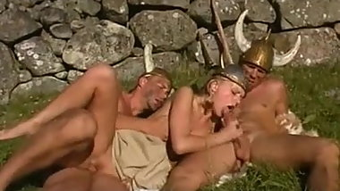 Danish retro - Vikings